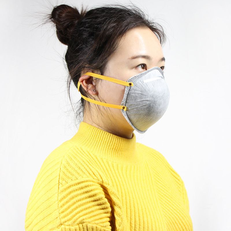 Activated Carbon Cup Shared Mask